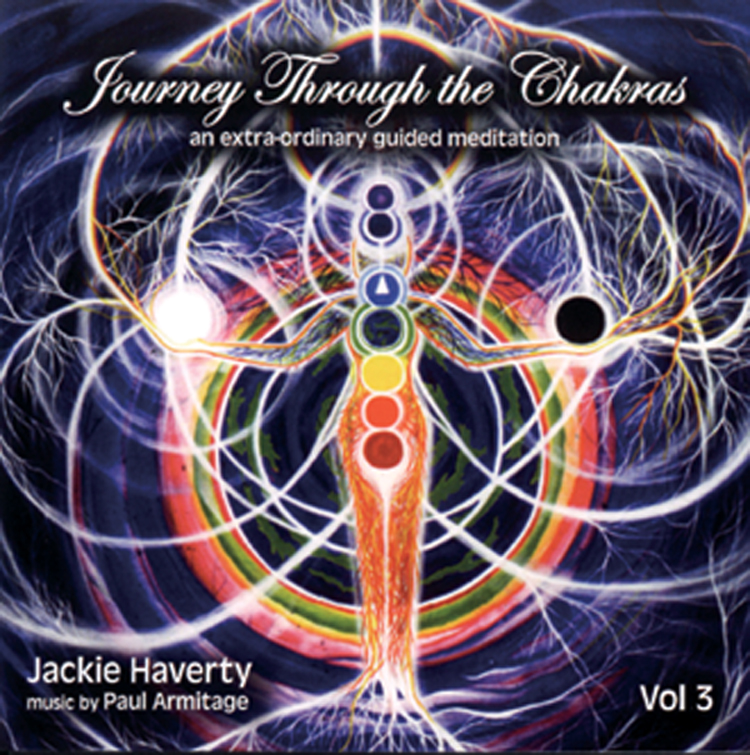 Journey Through the Chakras (Vol.3): an Extra-Ordinary Guided Meditation
