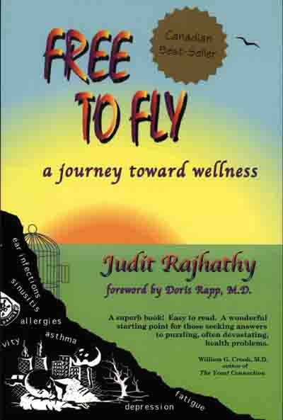 Free to Fly, a journey toward wellness (2nd Edition) ISBN 9781895814156