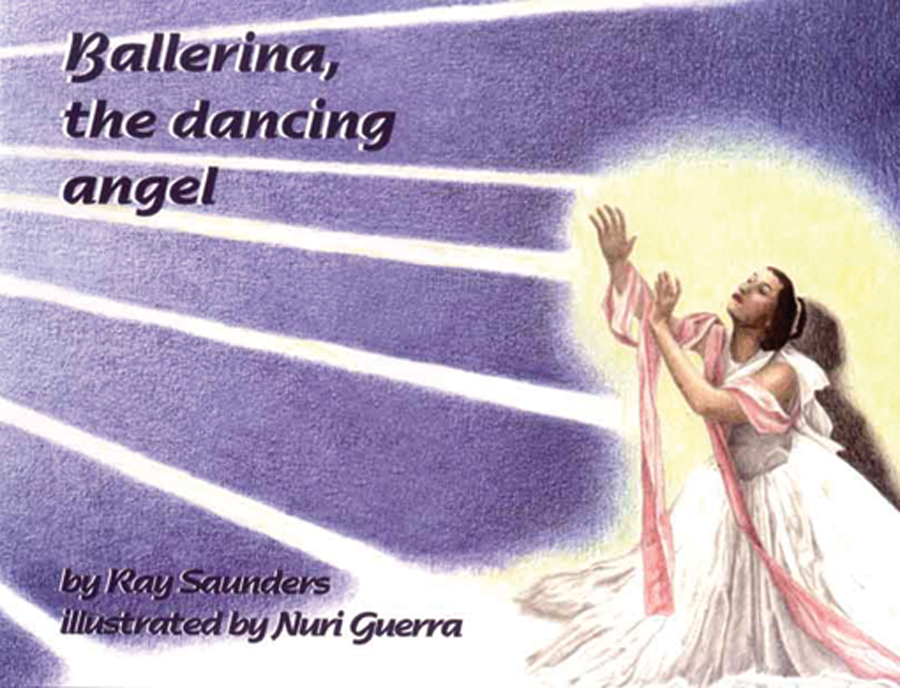 Ballerina, the dancing angel
