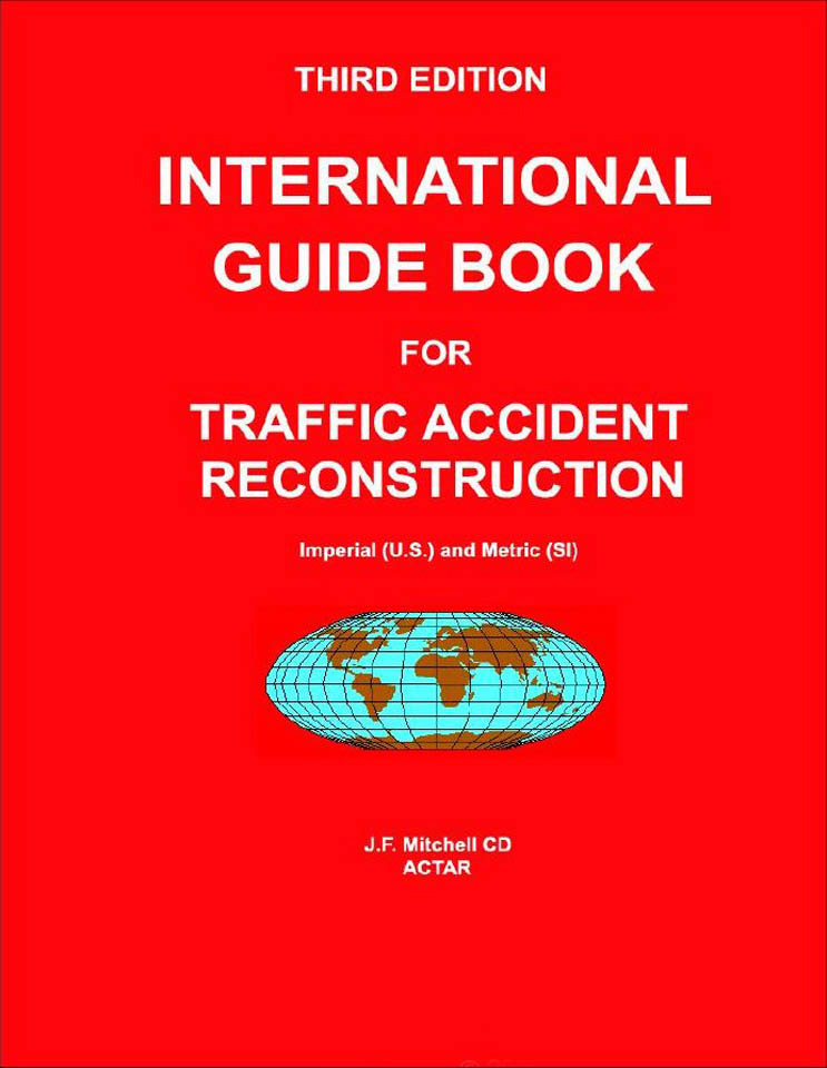 International Guide Book for Traffic Accident Reconstruction (3rd Edition) — download version